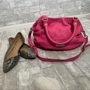 MARC by Marc Jacobs Soft Leather Hobo